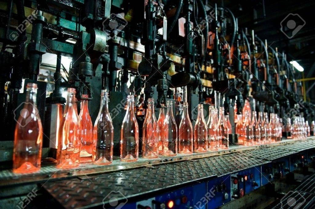 مصنع جبل علي للعبوات الزجاجية