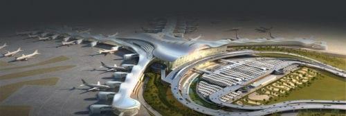 مطار ابوظبي الجديد