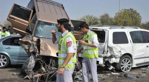 تقرير حوادث الإمارات لعام 2011: 6700 حادث ، 720 وفاة