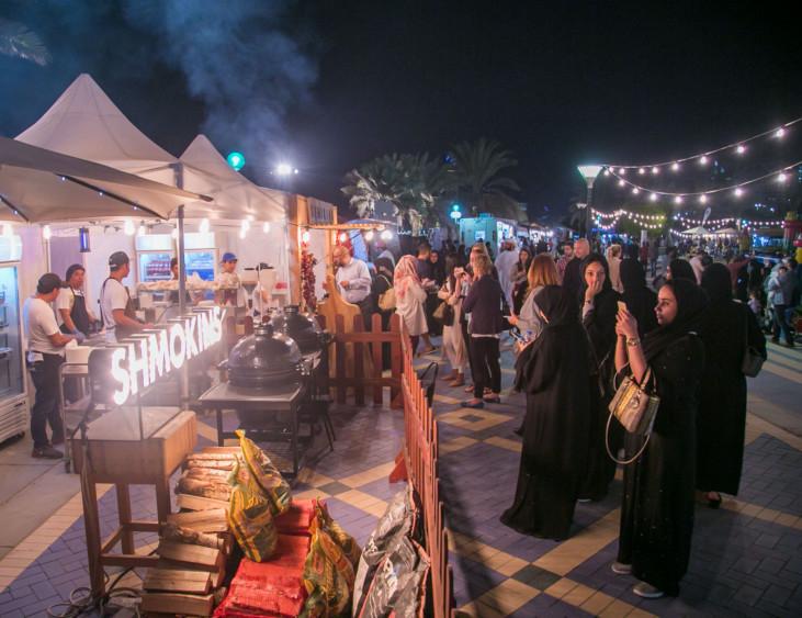 The Abu Dhabi Food Festival