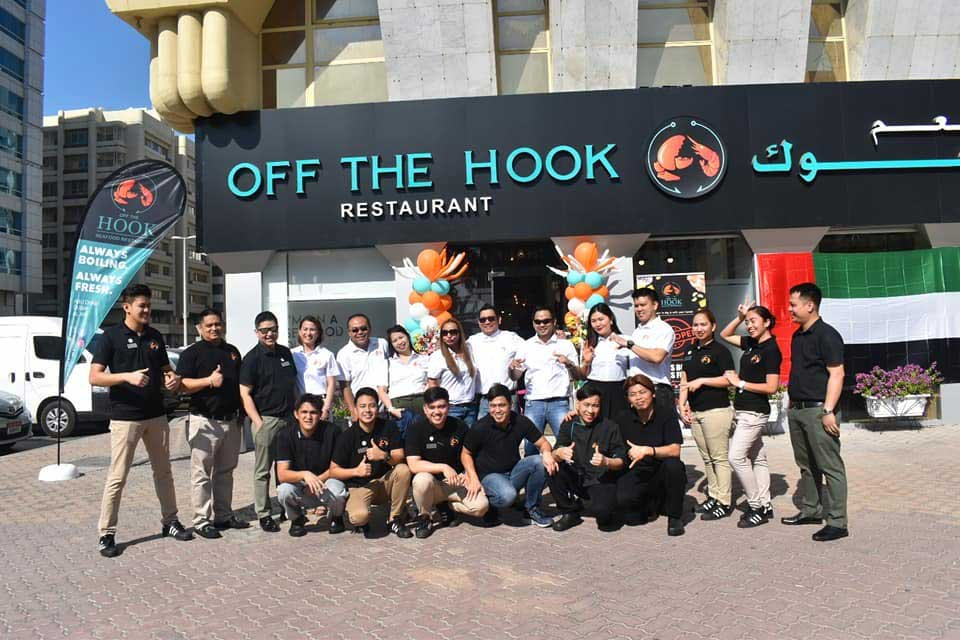 Off the Hook Abu Dhabi