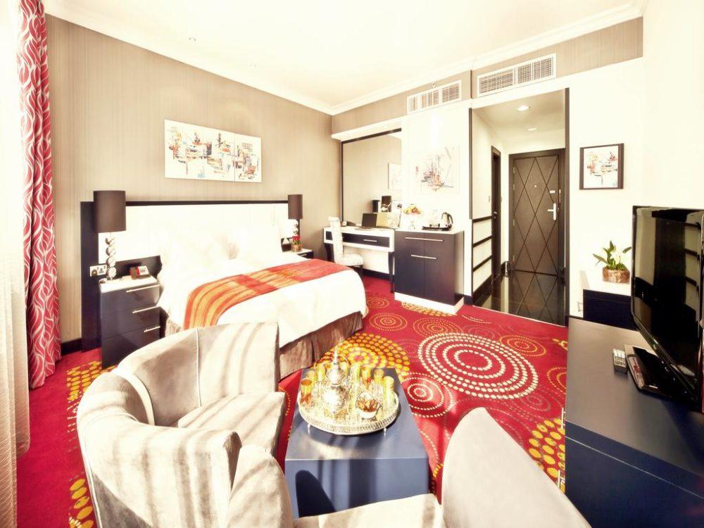 Swiss Hotel Abu Dhabi