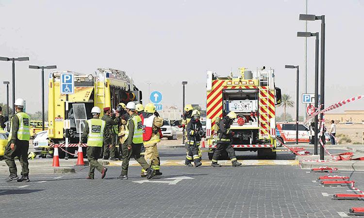 Civil Defence Abu Dhabi