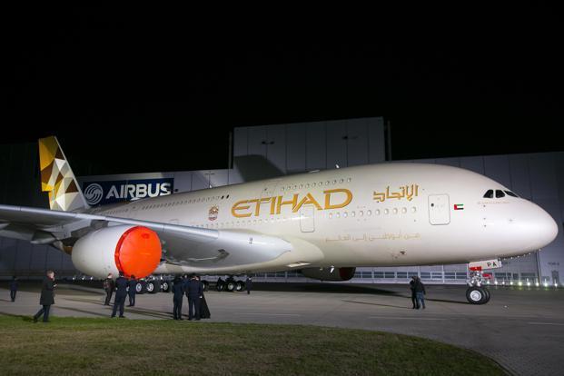 Abu Dhabi to Mumbai