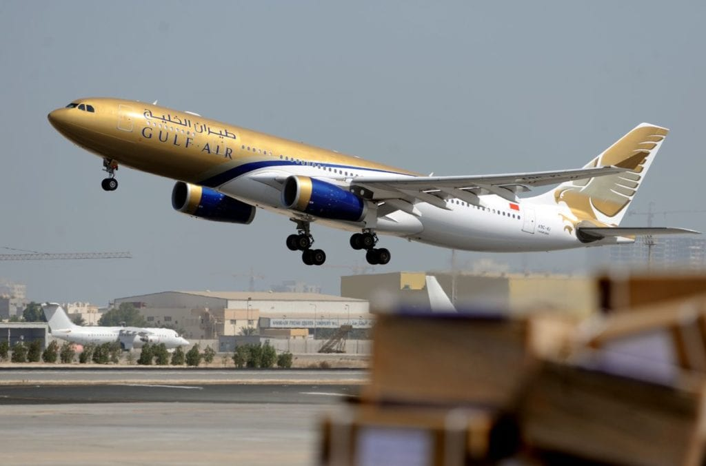 Gulf Air Abu Dhabi