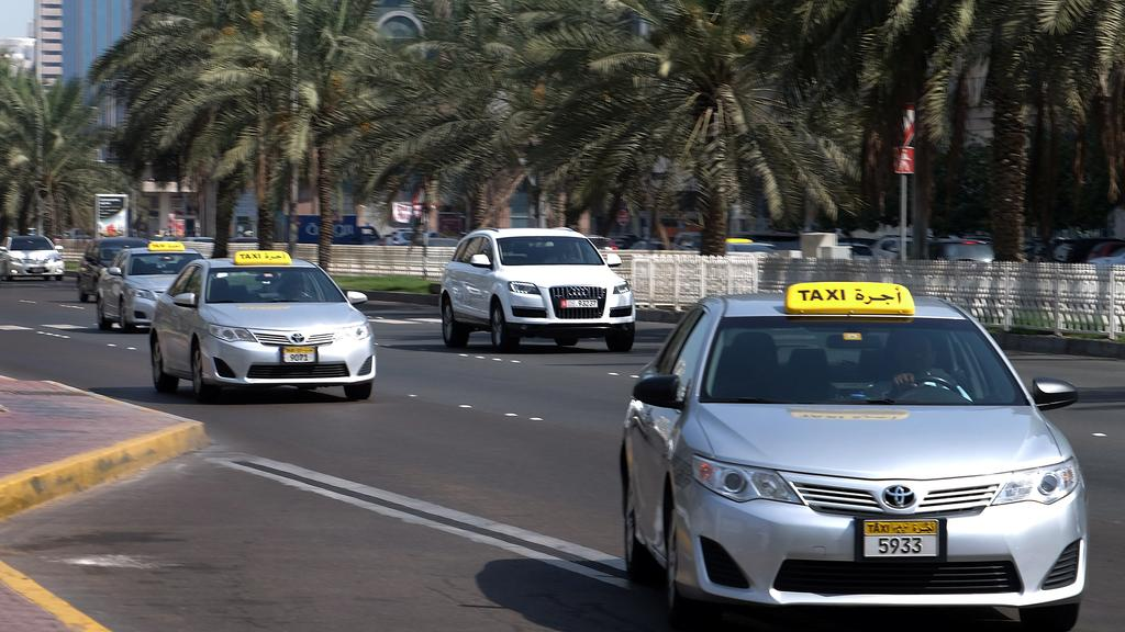Abu Dhabi Taxi Fare