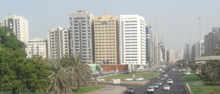 Muroor Road Abu Dhabi
