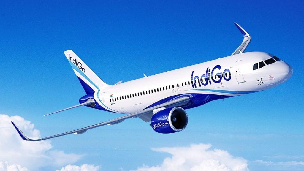 IndiGo Airline Abu Dhabi