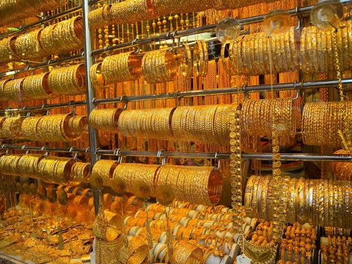 Gold Souq Abu Dhabi