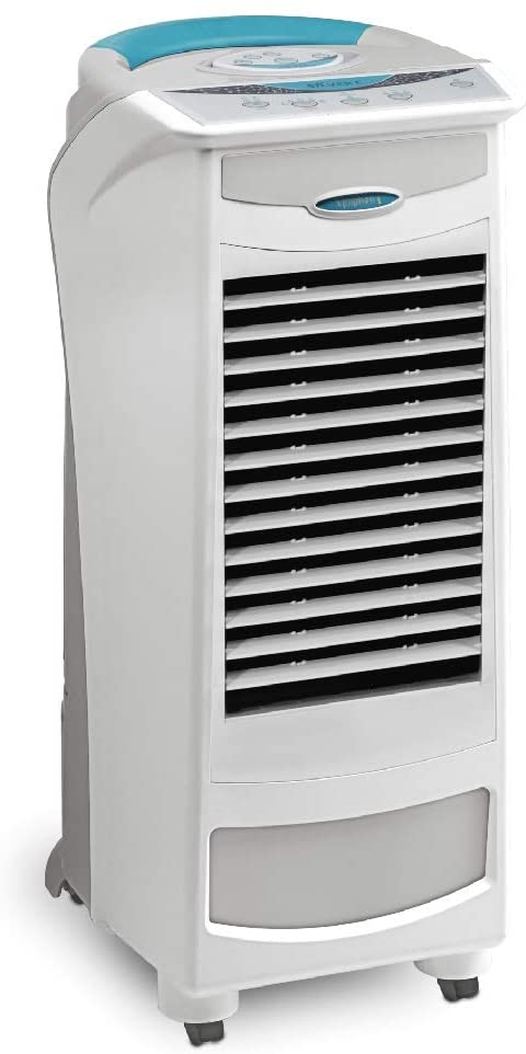 Symphony White Silver-I 9L Polaire Air Cooler