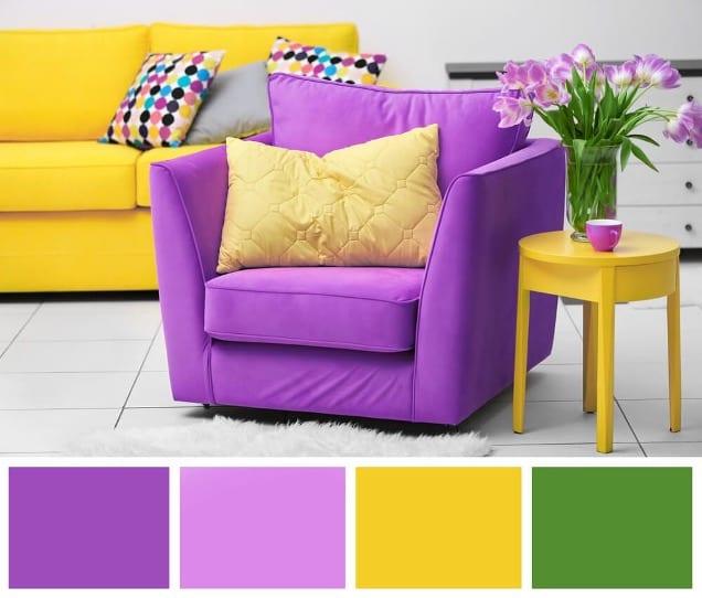 نظام الألوان التكميلي